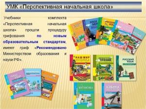 программа обучения в начальной школе «Перспективная начальная школа»