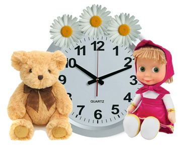 как научить понимать время