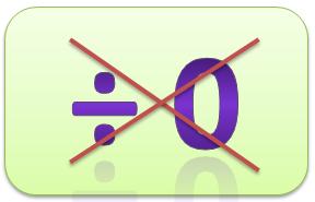 правила деления чисел