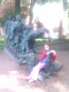 Скульптурные изображения «Слепцов»