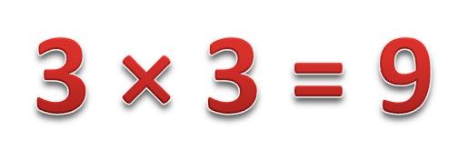 3 * 3