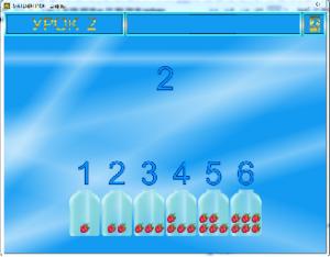 Игра цифры - счет