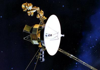 Автоматические космическая станция Вояджер-2